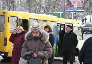 В Кременчуге у водителя маршрутки не выдержало сердце