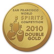 Напитки международного бренда Nemiroff получили «Двойное Золото» San Francisco World Spirits Competition  в США