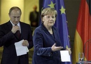 Германия готова сотрудничать с любым президентом РФ