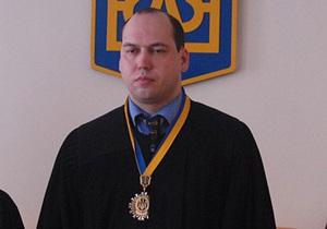 Ъ: Судья, посадивший Луценко, может получить до пяти лет тюрьмы