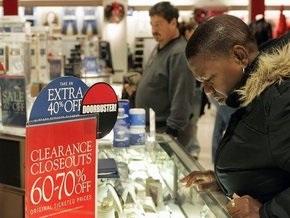 Лондонские магазины борются с финкризисом с помощью скидок