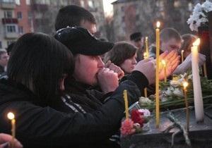 Путин распорядился выделить семьям погибших на шахте Распадская по миллиону рублей