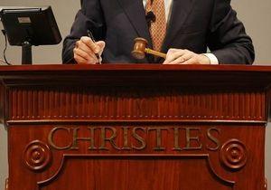 Christie s провел самый прибыльный аукцион в истории современного искусства