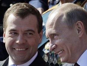 Путин посочувствовал странам, в которых нет  тандема  президента и премьера