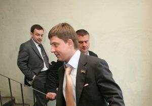 Довгий заявил, что СБУ не изымала документы из его кабинета