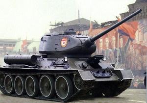 В Германии нашли танк Т-34 с останками экипажа