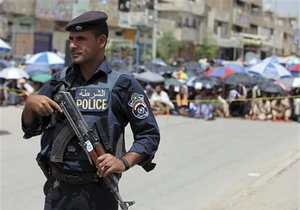 В Ираке боевики совершили серию нападений на полицию и мечети: более 20 погибших