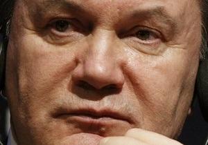 Янукович: Мы понимаем, что вопрос Тимошенко и Луценко нужно решить в ближайшее время