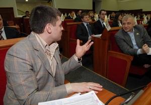 Киевсовет расширил повестку дня сегодняшней сессии на 65 вопросов