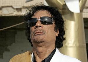 WikiLeaks: Каддафи повсюду сопровождает украинская медсестра