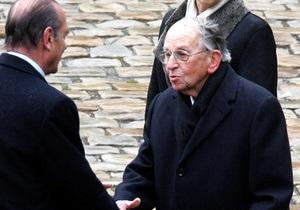 Во Франции скончался легендарный герой Сопротивления