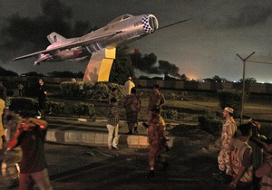 Пакистанские рейнджеры уничтожили боевиков, напавших на военную базу в Карачи