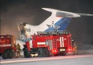 МАК: Пожар в сгоревшем в аэропорту Сургута самолете начался не с двигателей