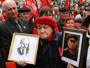 КПУ отметит годовщину Октябрьской революции автопробегом в Киеве