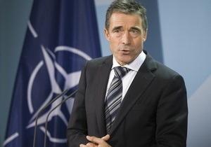 Генсек НАТО назвал основные принципы Альянса