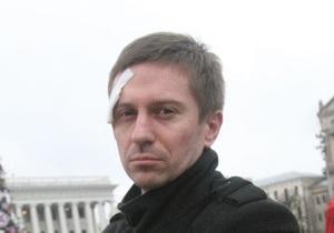 Милиция отпустила организатора Дня гнева