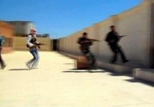 В Дамаске боевики напали на штаб-квартиру полиции