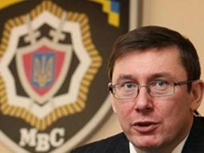 Луценко отметил рост нарушений ПДД водителями в нетрезвом состоянии