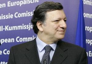 В понедельник в Киев приедет президент Еврокомиссии