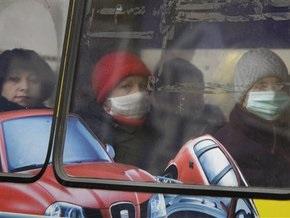 СМИ: Киевские автобусы дезинфицируют хлоркой
