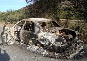В багажнике сожженной машины в Мексике нашли тело 18-летнего американца