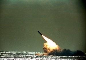 Россия успешно провела 13-й испытательный пуск Булавы