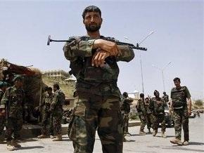 Возле Кабула задержали грузовик с тонной взрывчатки