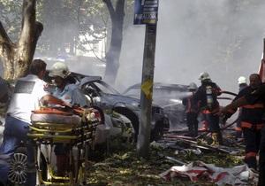 Теракт в Турции: есть жертвы, более 10 раненых