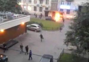 В Петербурге около 50 хулиганов избили посетителей McDonald s