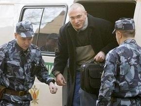 Суд отказался прекратить второе дело против Ходорковского