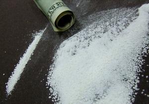 В Киеве задержали африканца с партией кокаина