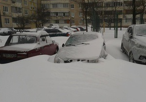 Непогода - наводнение - снег - Экологи объяснили причину аномальных снегопадов