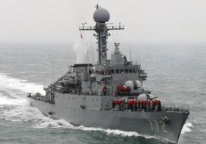 СМИ: Военный корабль Южной Кореи затонул из-за атаки северокорейской подлодки