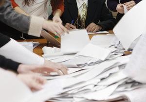 СПУ сообщает о подмене списков кандидатов-мажоритарников в Черниговской области