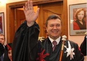 Янукович: Я построю и укреплю демократию