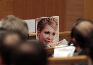 Немецкие СМИ: Тимошенко делает соратников заложниками собственных амбиций