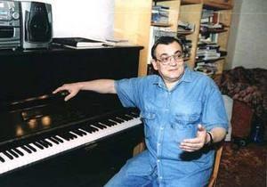 Янукович поздравил композитора Евгения Станковича с юбилеем