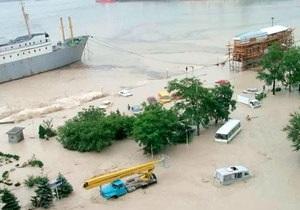 Из-за наводнения на Кубани пострадали 12 тысяч человек