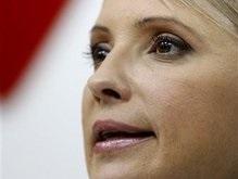 Тимошенко объяснила функции дочерней компании Газпрома