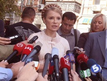 Тимошенко просит Ющенко согласиться на коалицию с Блоком Литвина
