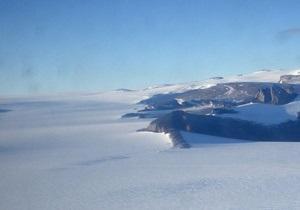 Новый ледниковый период ожидают не ранее, чем через десять тысяч лет