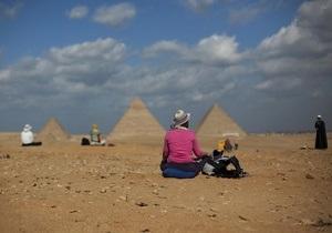В крупных курортных городах Египта установят веб-камеры