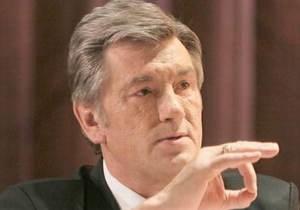 Ющенко назвал новое условие для сдачи крови
