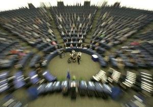 Профильный комитет Европарламента принял ряд рекомендаций по соглашению с Украиной