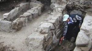 В Болгарии откопали два  скелета вампиров