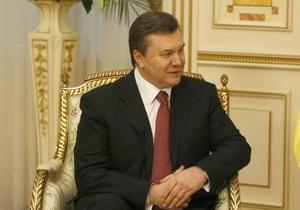Янукович договорился об активизации отношений с Китаем