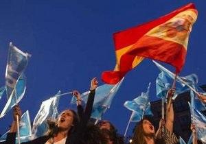 В Испании на выборах победила оппозиционная партия