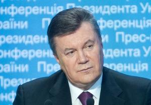 Янукович сменил руководителей трех столичных районов
