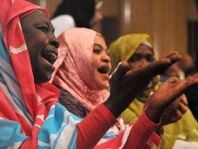 Сотруднице ООН в Судане грозит до 40 ударов плетью за ношение брюк