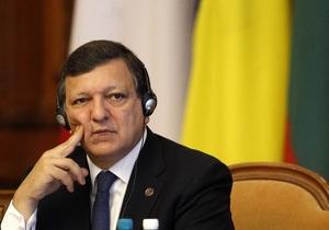 Баррозу сомневается, что решение Дании ввести погранконтроль с соседями легитимно
